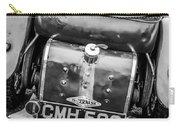 1935 Frazer Nash Tt Replica Shelsley -0223bw Carry-all Pouch