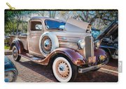 1936 Chevrolet Pick Up Truck Painted    Carry-all Pouch