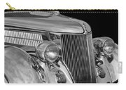 1936 Ford - Stainless Steel Body Carry-all Pouch by Jill Reger