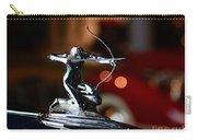 1936 Pierce Arrow Hood Ornament Carry-all Pouch