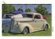 1936 Pontiac Hood Ornament Carry-all Pouch