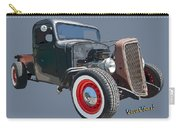 1936 Rat Rod Chevy Pickup Carry-all Pouch
