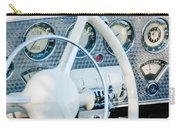 1937 Cord 812 Phaeton Dashboard Instruments Carry-all Pouch