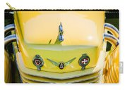 1937 Cord 812 Phaeton Grille Emblems Carry-all Pouch
