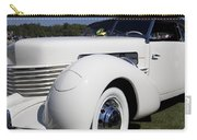 1937 Cord Model 812 Phaeton  Carry-all Pouch