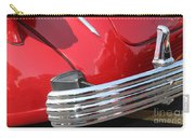 1937 Desoto Chrome Bumper-7249 Carry-all Pouch