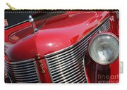 1937 Desoto Front Grill And Head Light 7285 Carry-all Pouch