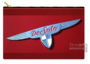 1937 Desoto Logo-7238 Carry-all Pouch