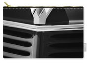 1937 International D2 Pickup Truck Grille Emblem Carry-all Pouch