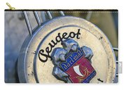 1937 Peugeot 402 Darl'mat Legere Special Sport Roadster Recreation Steering Wheel Emblem Carry-all Pouch