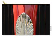 1937 Plymouth  Emblem Carry-all Pouch