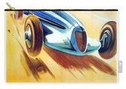 1938 - Automobile Club De France Poster - Reims - George Ham - Color Carry-all Pouch