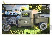 1938 Chevy Pick Up Truck Rat Rod Carry-all Pouch