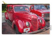 1938 Ford 2 Door Sedan Painted  Carry-all Pouch