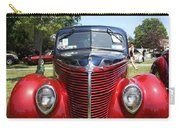 1938 Ford Two Door Sedan Front View Carry-all Pouch