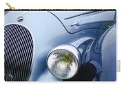 1938 Talbot-lago 150c Ss Figoni And Falaschi Cabriolet Headlight - Emblem Carry-all Pouch