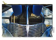 1939 Chevrolet Coupe Grille -115c Carry-all Pouch