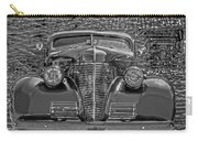1939 Chevy Immenent Front Bw Art Carry-all Pouch