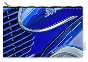 1939 Ford Woody Wagon Side Emblem Carry-all Pouch