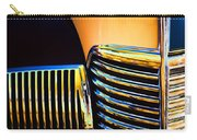 1939 Studebaker Champion Grille Carry-all Pouch by Carol Leigh