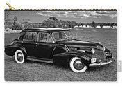 1940 Cadilac Bw Carry-all Pouch