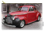 1940 Chevy Coupe Carry-all Pouch