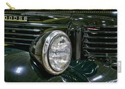 1940 Dodge Pickup Headlight Grill Carry-all Pouch