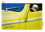 1940 Ford Deluxe Side Emblem Carry-all Pouch
