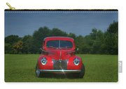 1940 Ford Deluxe  Carry-all Pouch