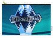 1940 International Emblem Carry-all Pouch