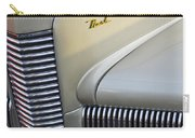 1940 Nash Grille Carry-all Pouch
