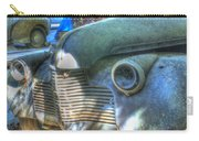 1940s Antique Chevrolet Hood View Carry-all Pouch