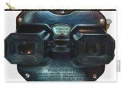 1940's View Master Stereoscopic Viewer Carry-all Pouch