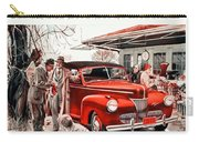 1941 - Ford Super Deluxe Automobile Advertisement - Color Carry-all Pouch