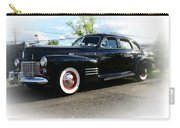 1941 Cadillac Coupe Carry-all Pouch by Paul Ward
