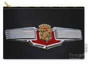 1941 Cadillac Emblem Carry-all Pouch