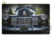 1941 Cadillac Front End Carry-all Pouch
