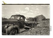 1941 Chevy Truck In Sepia Carry-all Pouch