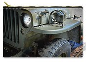 1942 Ford U.s. Army Jeep Ll Carry-all Pouch