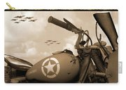 1942 Indian 841 - B-17 Flying Fortress' Carry-all Pouch