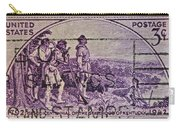 1942 Kentucky Statehood Stamp Carry-all Pouch