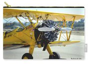 1943 Boeing Super Stearman 2 Carry-all Pouch