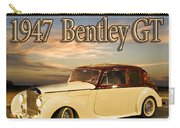 1947 Bentley Carry-all Pouch
