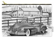1947 Cadillac Model 52 Carry-all Pouch