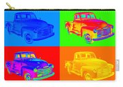 1947 Chevrolet Thriftmaster Pickup Pop Art Carry-all Pouch