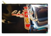 1947 Chrysler New Yorker Town And Country Convertible Emblem Carry-all Pouch