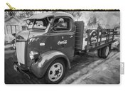 1947 Ford Coca Cola C.o.e. Delivery Truck Bw Carry-all Pouch