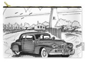 1948 Lincoln Continental Carry-all Pouch