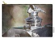 1948 Rolls-royce Hood Ornament - Emblem Carry-all Pouch