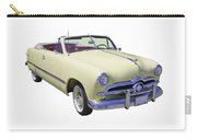 1949 Ford Custom Deluxe Convertible Carry-all Pouch